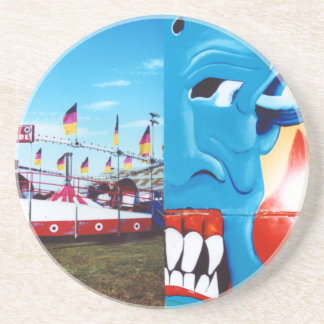 TwoFace Fair Photo Coaster