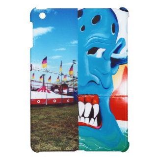 TwoFace Fair Photo iPad Mini Cover