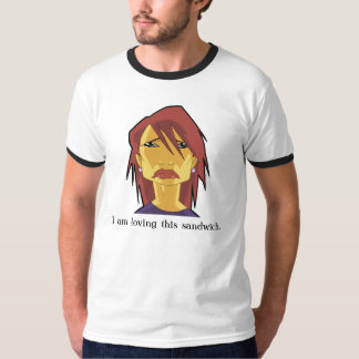 TWWM Natasha sad food shirt