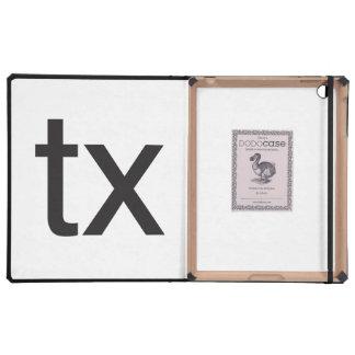 tx.ai case for iPad