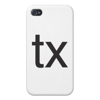 tx.ai iPhone 4/4S case