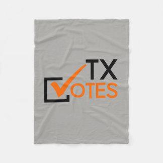 TX Votes Blanket