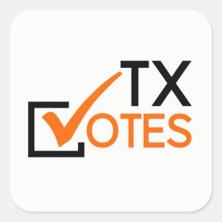 TX Votes Sticker