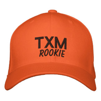 TXM Rookie Embroidered Hat