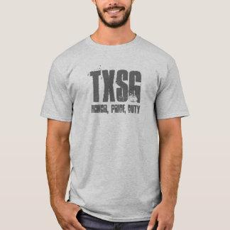 TXSG, Honor, Pride, Duty-pt shirt