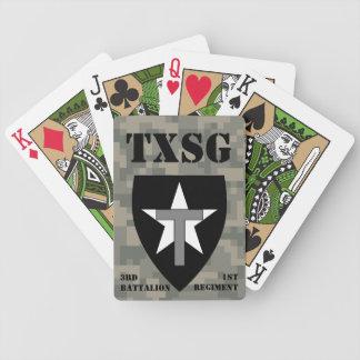 TXSG Poker Cards