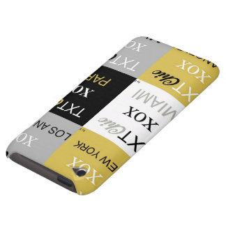 TXT CHIC with your IPod Touch iPod Touch Cases