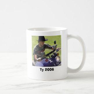 Ty 2006 coffee mug