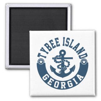 Tybee Island Georgia Magnet