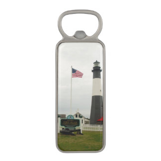 Tybee Island Lighthouse Station Magnetic Bottle Opener