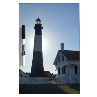 Tybee Lighthouse Dry Erase Whiteboards