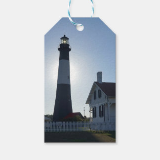 Tybee Lighthouse Pack Of Gift Tags