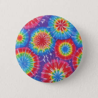 tye dye button