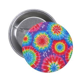 tye dye button