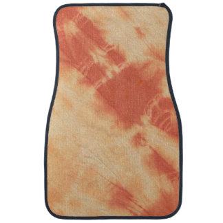 Tye Dye Composition #10 by Michael Moffa Car Floor Carpet