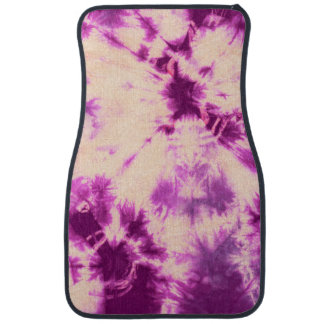 Tye Dye Composition #7 by Michael Moffa Floor Mat