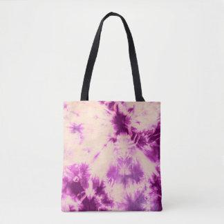 Tye Dye Composition #7 by Michael Moffa Tote Bag