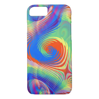 Tye Dyed Swirl Case-Mate iPhone Case