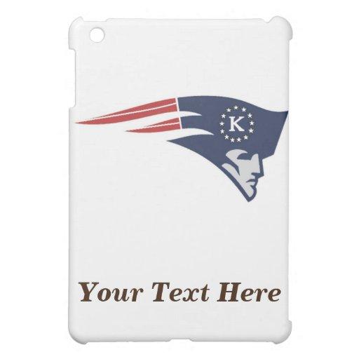 Tyfa Killeen Patriots Youth Football, Cheer & iPad Mini Cover