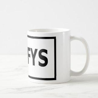 #TYFYS Coffee Mug