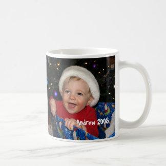 Tyler and Andrew Coffee Mug