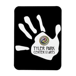 Tyler Center for the Arts Car Magnet