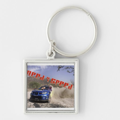 Tyler race car driver key chain