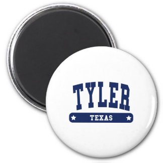 Tyler Texas College Style tee shirts Magnet
