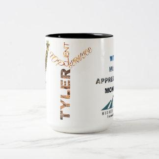 tyler Two-Tone coffee mug