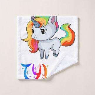 Tyler Unicorn Wash Cloth