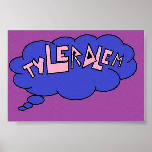 TylerDLem poster