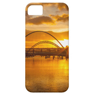 Tyne Bridges at Sunset Case For The iPhone 5