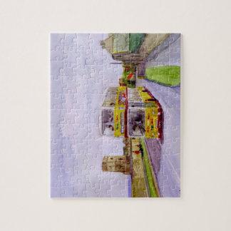 Tyne Idols Leyland Atlantean Jigsaw Puzzle