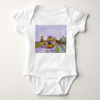 Tyne Idols Tour bus Tee shirt