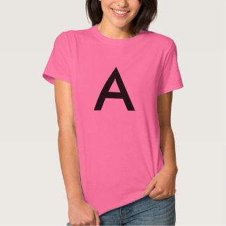 Type conception graphique noire de | t shirts
