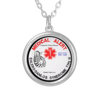 Type d'EDS 3 MCAD avec le collier vigilant médical