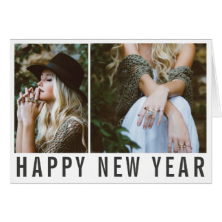 TYPE- NEW YEARS CARD