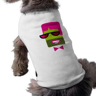 Type super t-shirt pour chien