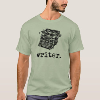 (Type) Writer T-Shirt