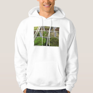 Types of Mosses from Kyoto, Japan- 1 of a kind! Hoodie