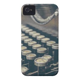 Typewriter Case-Mate iPhone 4 Case