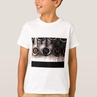 Typewriter closeup T-Shirt