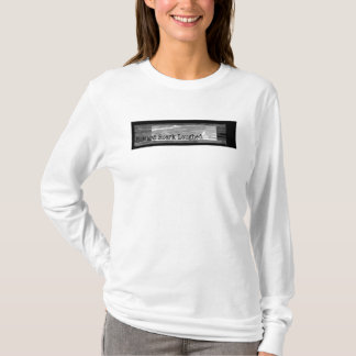Typewriter. Howard Roark Laughed. T-Shirt