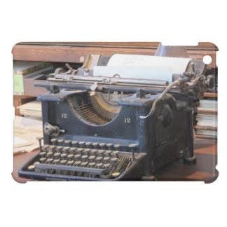 Typewriter iPad Mini Case
