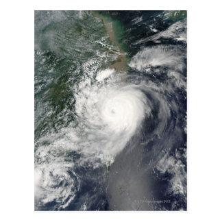 Typhoon Postcard