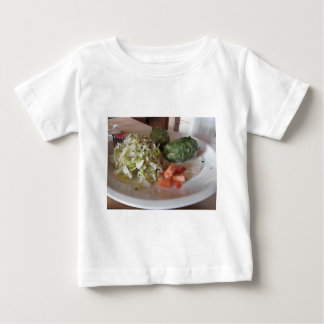 Typical South Tyrolean dish of canederli pasta Baby T-Shirt