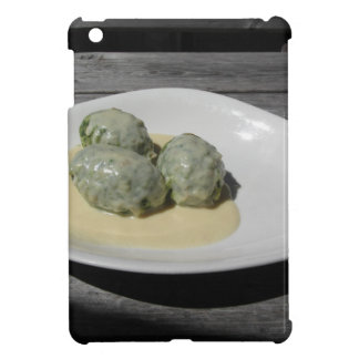 Typical South Tyrolean dish of canederli pasta iPad Mini Cases
