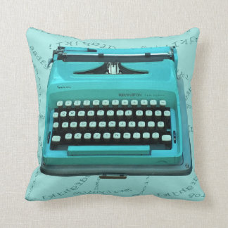 Typing 101 throw pillow