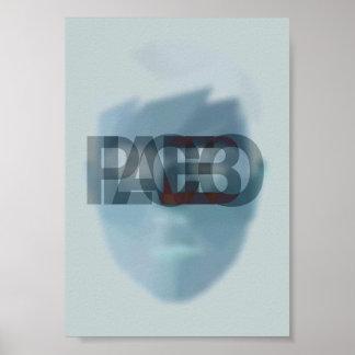 Typographic Poster - Placebo