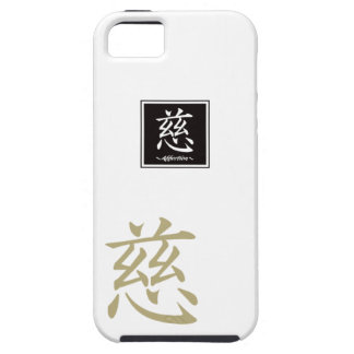 "Typography ""Affection "" of Chinese character iPhone 5 Cases"
